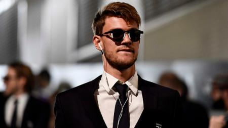Juventus kabarnya berencana untuk menjual bek mereka, Daniele Rugani, ke Barcelona. Padahal, saat ini ia tengah jadi incaran AS Monaco dan AS Roma. - INDOSPORT