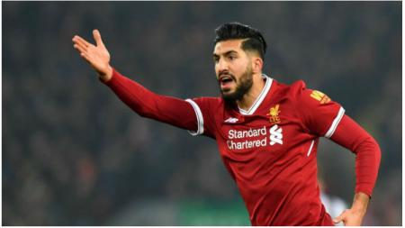 Emre Can saat masih bermain untuk Liverpool. - INDOSPORT