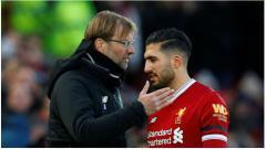 Indosport - Everton kabarnya siap mendatangkan eks pemain Liverpool, Emre Can, yang kini terpinggirkan di Juventus.