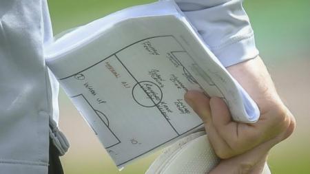 Catatan pelatih Timnas Inggris, Gareth Southgate, yang bocor jelang lawan Panama. - INDOSPORT