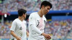 Indosport - Son Heung-min, bintang Timnas Korea Selatan yang merumput di Tottenham Hotspur, memberi bantuan kepada korban kebakaran hutan di negara asalnya.