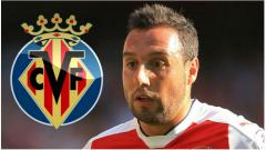 Indosport - Cazorla kembali ke klub lamanya, Villareal.