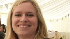 Indosport - Jurnalis olahraga BBC, Vicki Sparks.