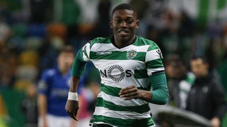 Manchester City mengincar pemain muda Sporting Lisbon, Rafael Leao. - INDOSPORT