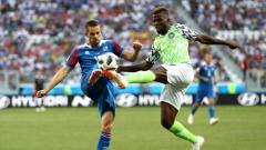 Indosport - Laga kedua Grup D Piala Dunia 2018, antara Nigeria vs Islandia, Jumat (22/06/18) malam.