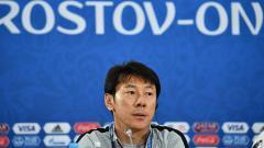 Indosport - Shin Tae-yong, calon pelatih Timnas Indonesia dari Korea Selatan.