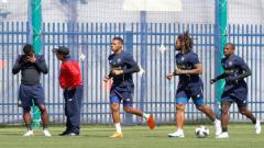 Indosport - Latihan Timnas Panama jelang pertandingan Piala Dunia 2018.