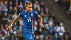 Indosport - Pesepakbola Islandia yang pernah dinobatkan sebagai pesepakbola terseksi di Piala Dunia 2018 baru-baru ini mengeluarkan pernyataan yang cukup mengejutkan.
