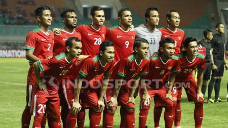 Timnas Indonesia U-23 akan melawan Bali United dalam laga uji coba akhir bulan ini. - INDOSPORT