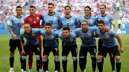 Profil negara peserta Copa America 2019, Uruguay. - INDOSPORT