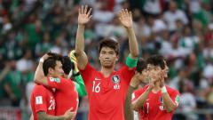 Indosport - Ki Seung-yong, kapten Timnas Korsel.