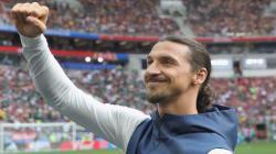 Mantan penyerang Juventus, Zlatan Ibrahimovic menyebut jika Ronaldo adalah striker favoritnya.