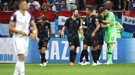 Islandia vs Kroasia - INDOSPORT