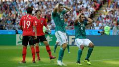 Indosport - Korea Selatan vs Jerman