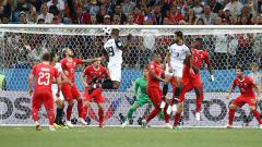 Indosport - Swiss vs Kosta Rika