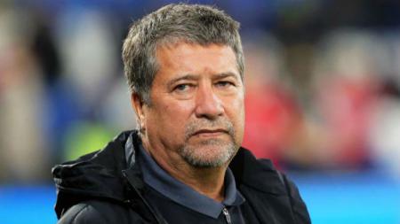 Pelatih Timnas Panama, Hernan Dario Gomez. - INDOSPORT