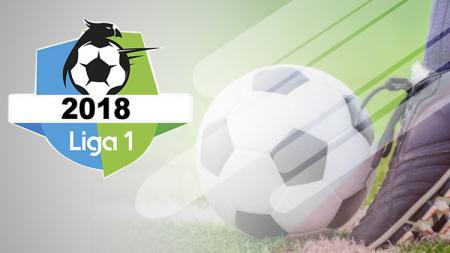 LIGA 1 Indonesia 2018. - INDOSPORT
