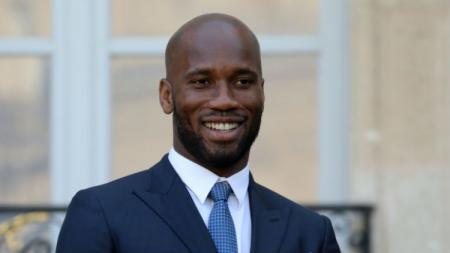 Didier Drogba, mantan pemain Chelsea. - INDOSPORT