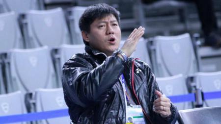 Asisten Kepala Pelatih PBSI, Aryono Miranat. - INDOSPORT