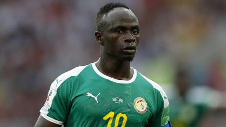 Striker Timnas Senegal, Sadio Mane. - INDOSPORT