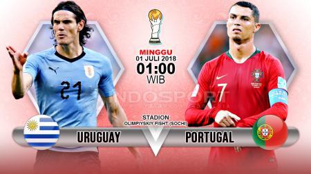 Prediksi Uruguay vs Portugal - INDOSPORT