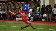 Indosport - Persija Jakarta berhasil mengalahkan Persib Bandung dengan skor 1-0 di putaran pertama Liga 1 2018.
