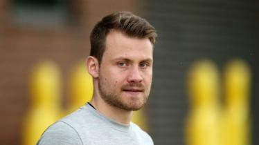 Simon Mignolet, kiper Club Brugge