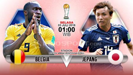 Prediksi Belgia vs Jepang - INDOSPORT