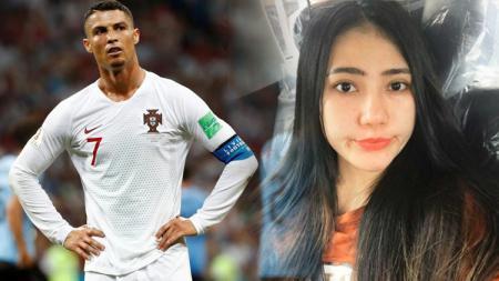 Ronaldo tersingkir dari 16 besar, Via Vallen gagal nonton ke Rusia - INDOSPORT