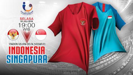 Prediksi Indonesia u19 vs Singapura U19 - INDOSPORT