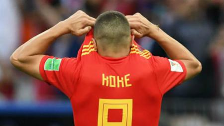 Koke kecewa pasca Spanyol gugur di Piala Dunia 2018 - INDOSPORT