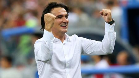 Zlatko Dalic, pelatih Kroasia - INDOSPORT