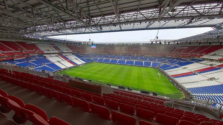 Parc Olympique Lyonnaise Copyright: StadiumDB.com