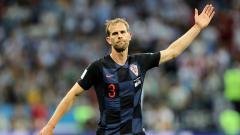 Indosport - Ivan Strinic tak lagi berstatus sebagai pemain AC Milan untuk musim 2019/20.