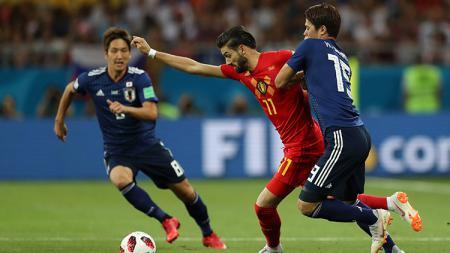 Yannick Carrasco memilih hengkang dari klub China, Dlian Yifang, dan kembali ke pelukan Atletico Madrid sebelum ditutupnya bursa transfer Januari 2020 - INDOSPORT
