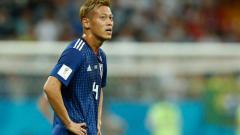 Indosport - Gelandang Timnas Jepang, Keisuke Honda
