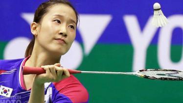 Pebulutangkis ganda putri Korea Selatan, Chang Ye-na mengaku sangat ingin memakan makanan Indonesia karena belum kesampaian. - INDOSPORT