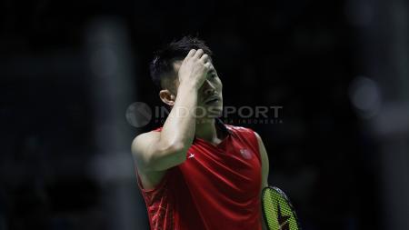 Inilah lawan terberatnya di sepanjang kariernya bermain bulutangkis menurut juara bertahan Malaysia Open 2019, Lin Dan. - INDOSPORT