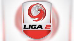 Indosport - Ilustrasi Logo Liga 2.