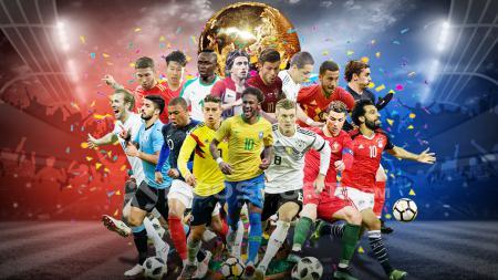 Tim-tim Piala Dunia 2018. - INDOSPORT