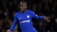 Indosport - Gelandang Chelsea, N'Golo Kante, dilaporkan mengalami cedera saat membela Timnas Prancis.
