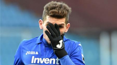 Lucas Torreira, mantan pemain Sampdoria. - INDOSPORT