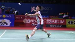 Indosport - Pebulutangkis asal Jepang, Kento Momota beberkan resep kemenangannya usai berhasil kalahkan Anthony Ginting dalam ajang BWF World Tour Finals 2019.