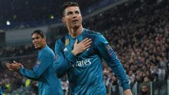 Indosport - Cristiano Ronaldo memberikan rasa respek kepada fans Juventus di Liga Champions.