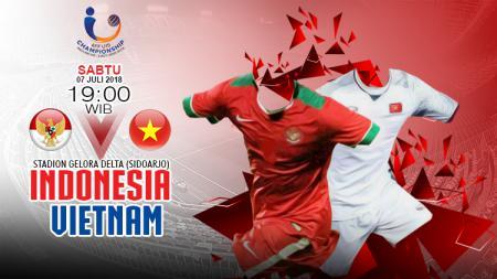 Prediksi Indonesia u19 vs Vietnam U19 - INDOSPORT