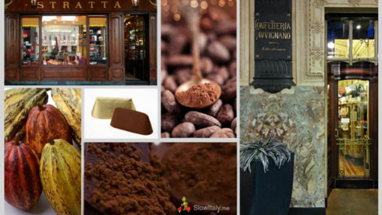 Turin kota wajib untuk para pecinta cokelat. Copyright: SlowItaly
