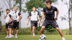 Indosport - Egy Maulana Vikri tidak masuk dalam skuat Lechia Gdansk di laga perdana Liga Polandia.