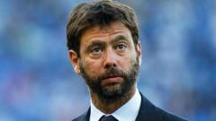 Indosport - Presiden Juventus, Andrea Agnelli, secara mengejutkan terlihat di markas rival Liga Italia, AC Milan, pada Senin (28/09/20). Ada apa?