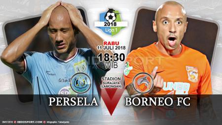 Prediksi Persela Lamongan vs Borneo FC - INDOSPORT