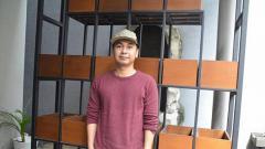 Indosport - Raditya Dika, komedian Indonesia.